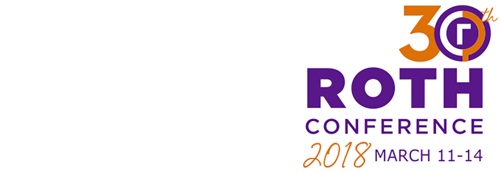 Roth Conference Logo